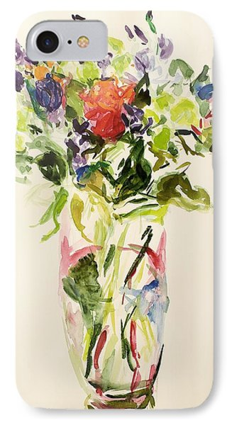Bouquet  IPhone Case by Julie Held