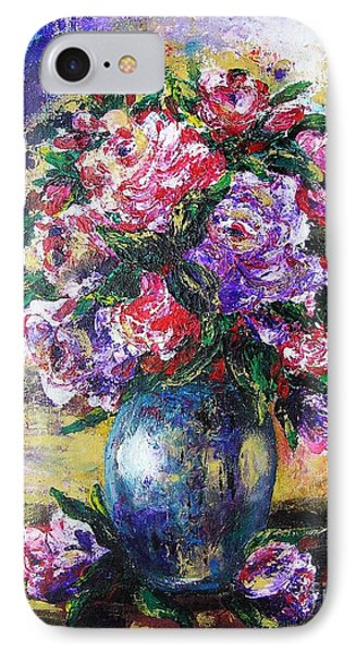 Bouquet Of Scents IPhone Case by Vesna Martinjak
