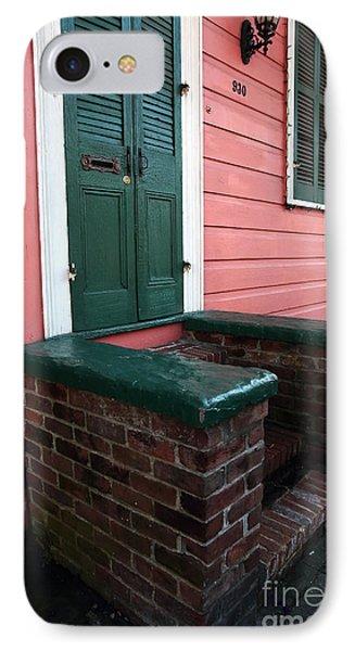 Bourbon House Phone Case by John Rizzuto