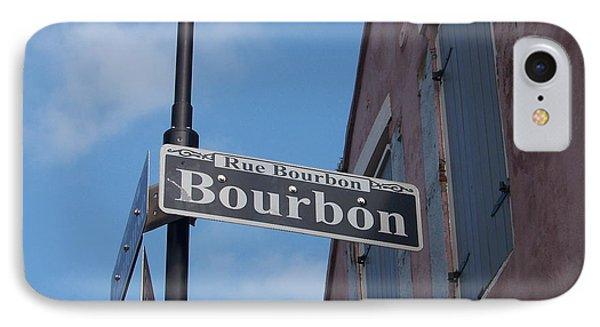 Bourbon Street Phone Case by Kevin Croitz