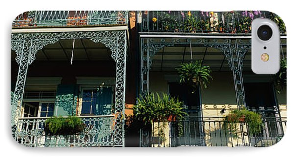 Bourbon Street New Orleans La IPhone Case by Panoramic Images