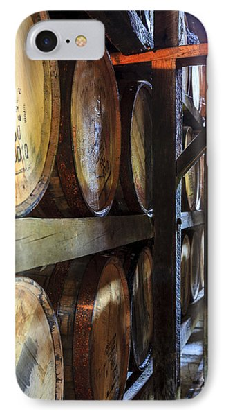 Bourbon Warehouse IPhone Case by Alexey Stiop