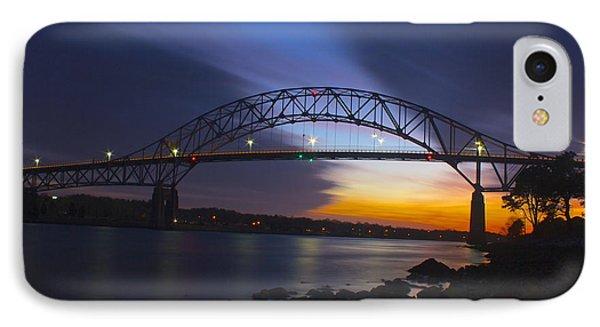 Bourne Bridge IPhone Case