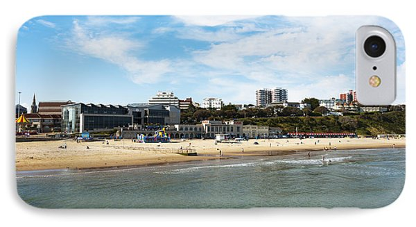 Bournemouth Bay Phone Case by Svetlana Sewell