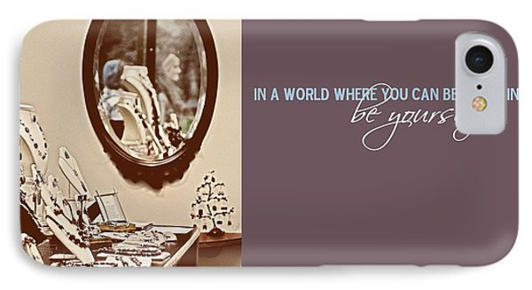 Boutique Quote Phone Case by JAMART Photography