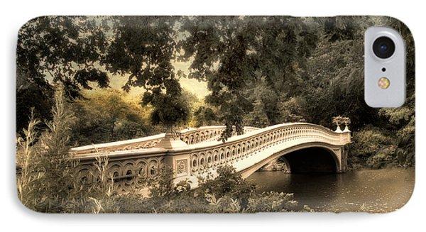 Bow Bridge At Dusk IPhone Case