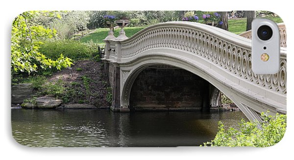 Bow Bridge Iv IPhone Case by Christiane Schulze Art And Photography