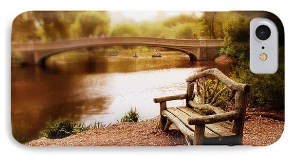 Bow Bridge Nostalgia 2 IPhone Case