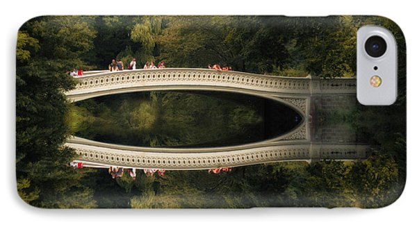 Bow Bridge Reflections IPhone Case