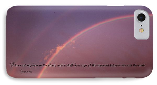 Bow In The Clouds IPhone Case by Erica Hanel
