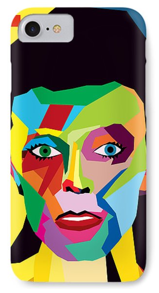 David Bowie IPhone Case
