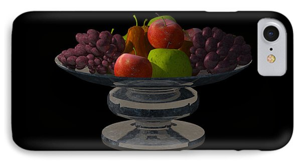 Bowl Of Fruit... IPhone Case
