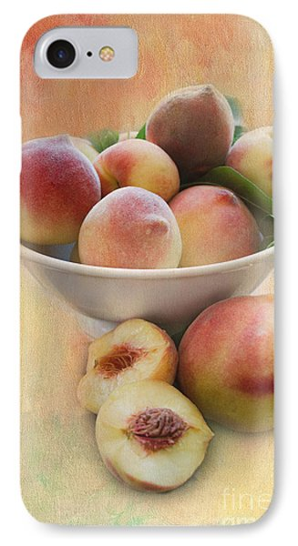 Bowl Of Peaches IPhone Case