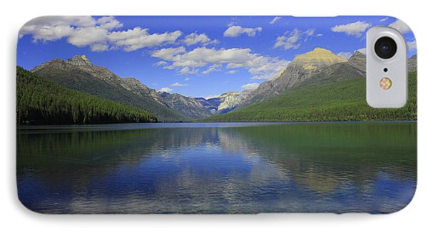 Bowman Lake Montana IPhone Case