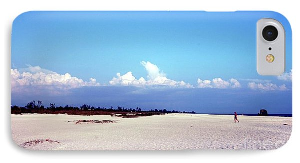 Bowman's Beach Phone Case by Kathleen Struckle
