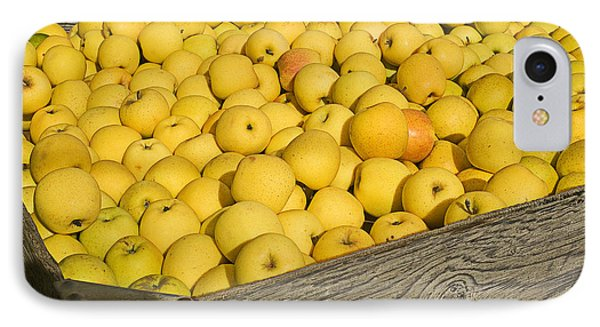Box Of Golden Apples Phone Case by Garry Gay