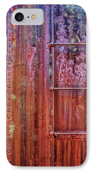 Boxcar Ladder Phone Case by Marcia Colelli