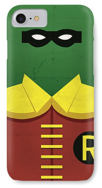 IPhone Case featuring the digital art Boy Wonder by Michael Myers