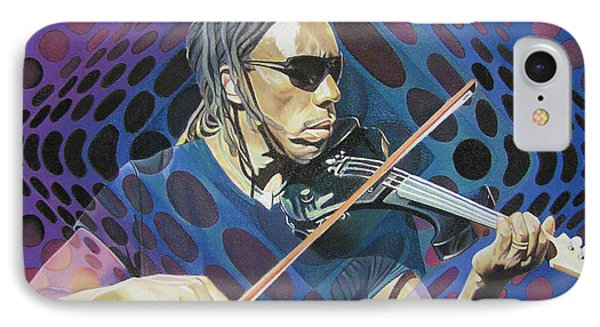 Boyd Tinsley Pop-op Series IPhone Case by Joshua Morton