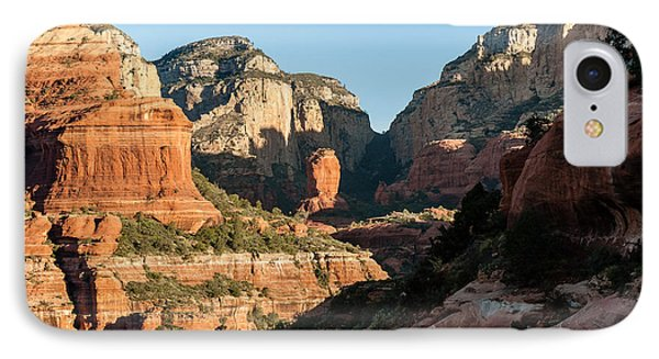 Boynton Canyon 04-717 IPhone Case by Scott McAllister