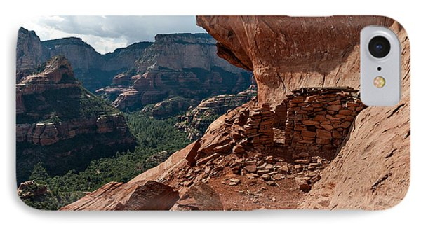 Boynton Canyon 08-174 IPhone Case by Scott McAllister
