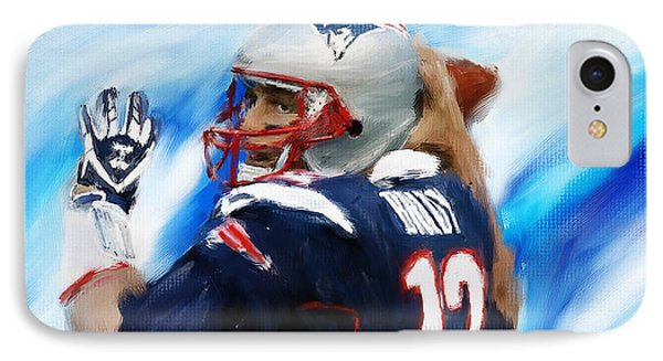 Brady IPhone Case