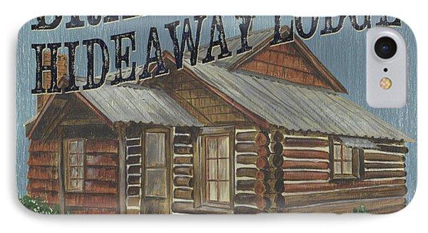 Brady's Hideaway IPhone Case by Debbie DeWitt