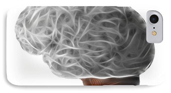 Brain Phone Case by Michal Boubin