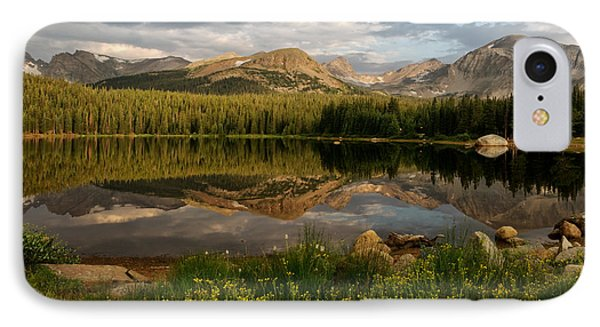 IPhone Case featuring the photograph Brainard Lake by Ronda Kimbrow