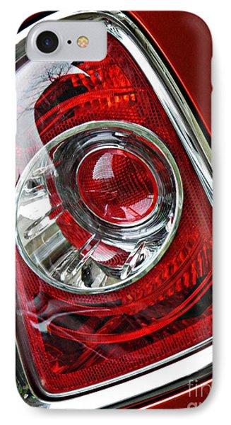Brake Light 25 Phone Case by Sarah Loft