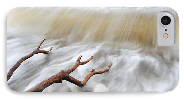 IPhone Case featuring the photograph Branches In Water by Randi Grace Nilsberg