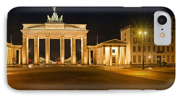 Brandenburg Gate Panoramic IPhone Case