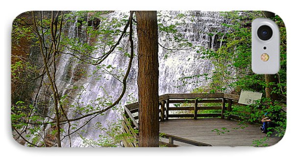 Brandywine Falls IPhone Case by Frozen in Time Fine Art Photography