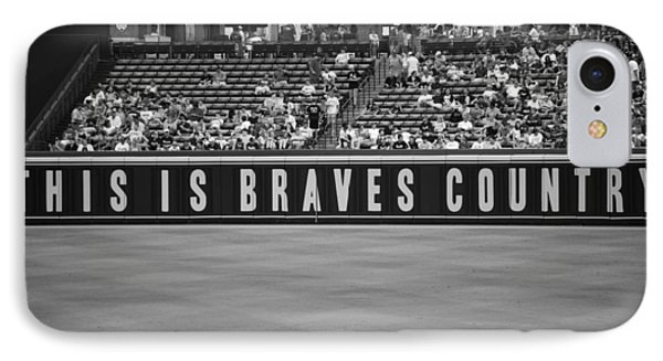 Braves Country IPhone Case