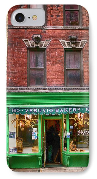 Bread Store New York City Phone Case by Garry Gay