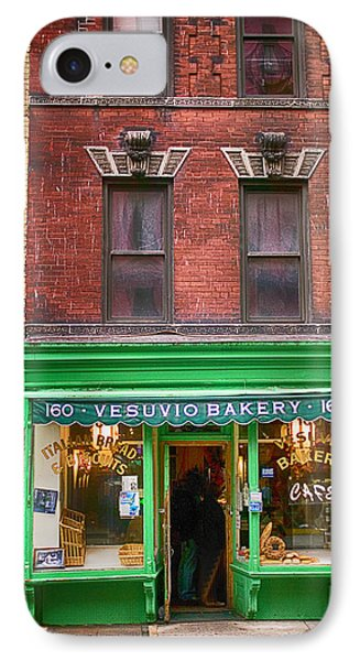Bread Store New York City IPhone Case by Garry Gay