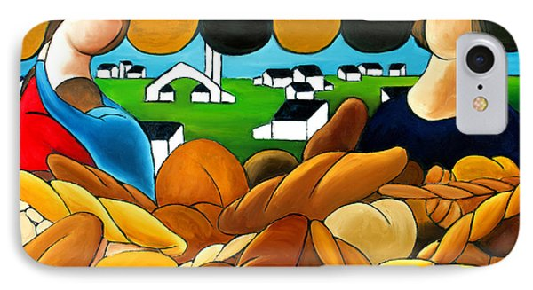 Bread IPhone Case