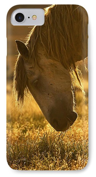Breakfast - Signed IPhone Case by J L Woody Wooden