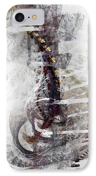 Breaking Bones IPhone Case by NirvanaBlues