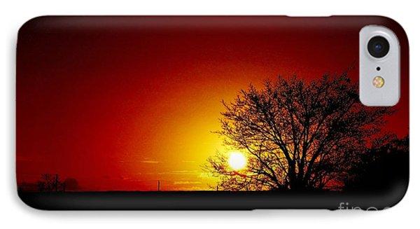 Breaking Dawn IPhone Case by Amar Sheow