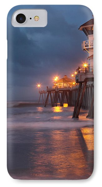 IPhone Case featuring the photograph Breaking  Dawn  by Duncan Selby