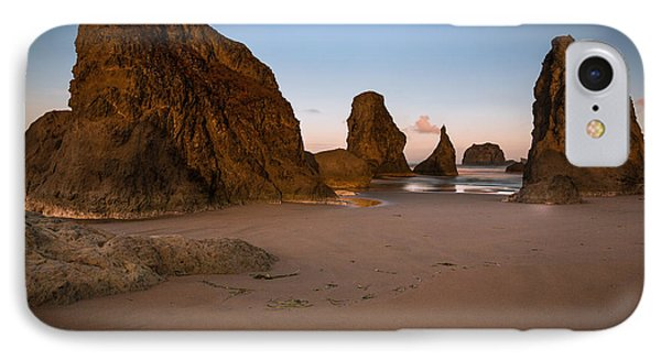 Breaking Light In Bandon IPhone Case by Tim Bryan