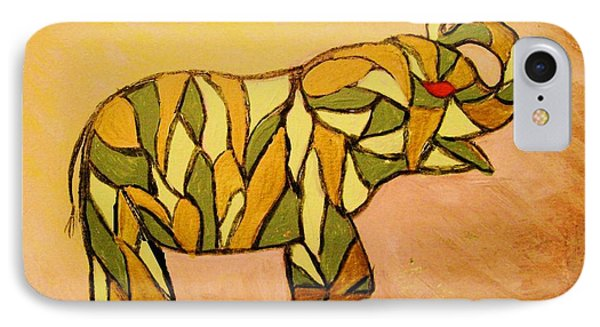 Breaking The Chain Limited Edition Prints 1 Of 20 IPhone Case by Donna Dixon