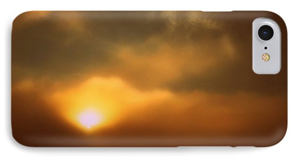 Breaking Through Phone Case by Shirley Sirois
