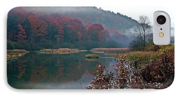 IPhone Case featuring the photograph Breath Of Autumn by Christian Mattison