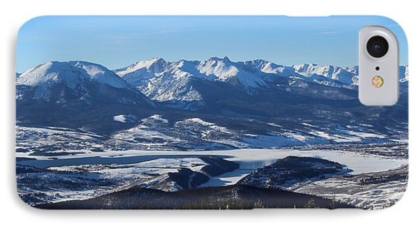 Breathtaking View IPhone Case by Fiona Kennard