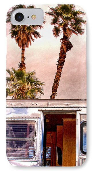 Breezy Palm Springs Phone Case by William Dey