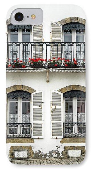Breton House IPhone Case by Elena Elisseeva