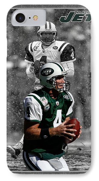 Brett Favre Jets IPhone Case