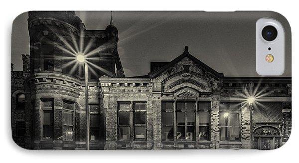 Brewhouse 1880 Phone Case by CJ Schmit